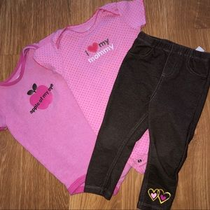Baby Girls Size 18 Months outfit